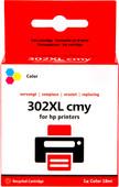 Pixeljet 302 3-Color XL for HP printers (F6U67AE)