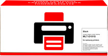 Pixeljet MLT-D101S Toner Cartridge Black for Samsung printers