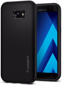 Spigen Liquid Air Samsung Galaxy A5 (2017) Zwart