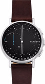Skagen Connected Hybrid Black/Brown