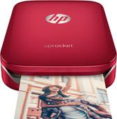 HP Sprocket Z3Z93A Rood