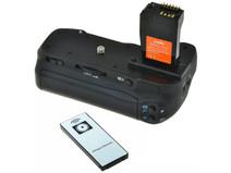 Jupio Battery grip for Canon 750D / 760D (BG-E18)