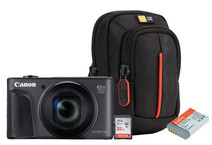 Starterskit - Canon Powershot SX730 Zwart