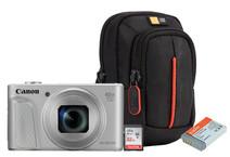 Starterskit - Canon Powershot SX730 Zilver
