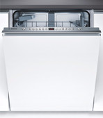 Bosch SMV46CX05N / Built-in / Fully integrated / Niche height 81.5-87.5cm