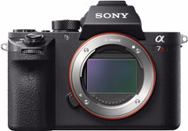 Sony Alpha A7R Mark II Body