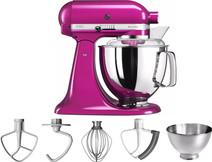 KitchenAid Artisan Mixer 5KSM175PS Raspberry ice cream