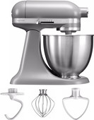 KitchenAid Artisan Mini Mixer 5KSM3311X Mat Grijs