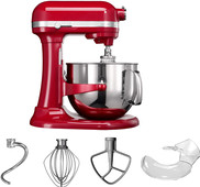 KitchenAid Artisan Mixer 5KSM7580XEER Bowl-Lift Imperial Red
