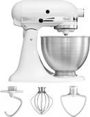 KitchenAid Classic Mixer 5K45SSEWH Wit