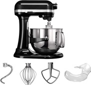 KitchenAid Artisan Mixer 5KSM7580XEOB Bowl-Lift Onyx Zwart
