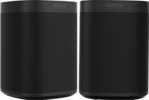 Sonos One Duo Pack Zwart