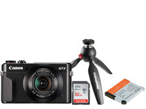 Vlog kit for advanced users - Canon Powershot G7 X II