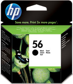 HP 56 Cartridge Black (HPC6656A)