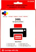 Pixeljet 24XL 6-Color Pack for Epson (C13T24384010)