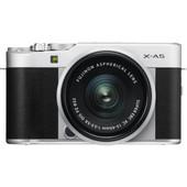 Fujifilm X-A5 Silver + 15-45mm f/3.5-5.6 OIS PZ