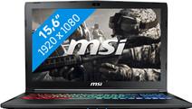 MSI GP62M 7REX-1289NL Leopard Pro