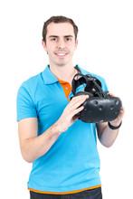 Productspecialist VR brillen
