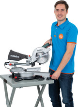 Product Expert radial arm saws