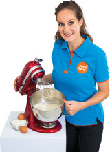 Product Expert stand mixers