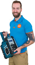 Productspecialist bouwradio's