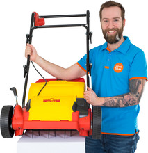 Product Expert lawn scarifiers