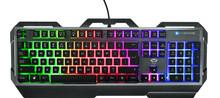 Trust Gaming GXT 856 Torac Metalen gaming toetsenbord QWERTY
