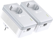 TP-Link TL-PA4010P 600Mbps 2 Adapters (No WiFi)