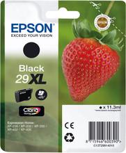 Epson 29XL Cartridge Zwart