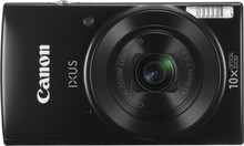 Canon IXUS 190 Essentials Kit Zwart