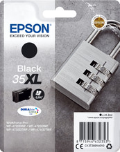 Epson 35XL Cartridge Zwart