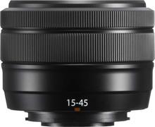 Fujifilm XC 15-45mm f / 3.5-5.6 OIS PZ Black