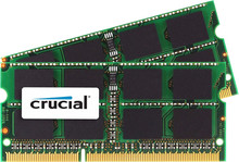 Crucial Apple 8GB DDR3L SODIMM 1333MHz (2x4GB)