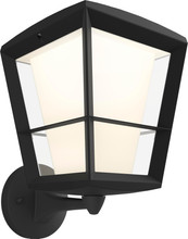 Philips Hue Econic outdoor wall light classic standing