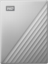 WD My Passport Ultra 2TB Silver
