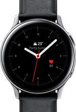 Samsung Galaxy Watch Active2 Zilver / Zwart 40 mm RVS