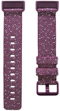 Fitbit Charge 4 Nylon Strap Purple S
