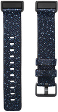 Fitbit Charge 4 Nylon Strap Blue L