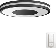 Philips Hue Being Ceiling Lamp White Ambiance Black