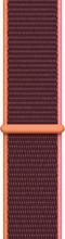 Apple Watch 42/44mm Nylon Sport Loop Watch Strap Plum