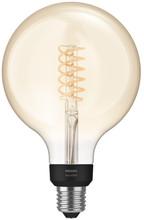 Philips Hue Filament Light White Globe G125/E27 Bluetooth