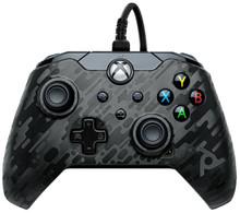 PDP Bedrade Controller Xbox Series X en Xbox One Zwart Camo