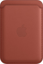 Apple Leather Card Wallet for iPhone with MagSafe Arizona