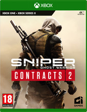 Sniper Ghost Warrior Contracts 2 Xbox One en Xbox Series X