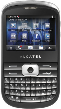 Alcatel One Touch 819 Soul Black