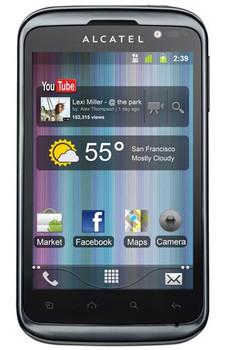Alcatel OT-991 Prepaid Telfort