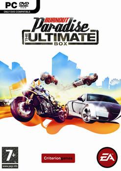 Burnout Paradise: Ultimate Box PC