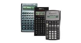 Financiele rekenmachines