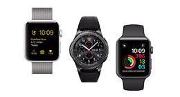 Smartwatches voor iOS