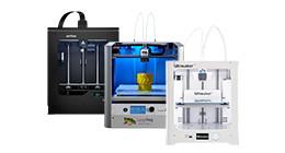Alle 3d printers